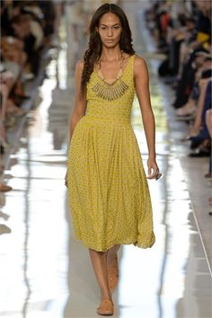Sfilata Tory Burch New York - Collezioni Primavera Estate 2013 - Vogue