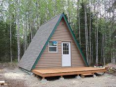 My Alaska fishing cabin - Small Cabin Forum