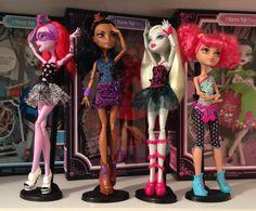 Monster High Dance Class Dolls