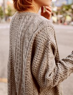 we could live in cozy sweaters for the fall #fallstyle women on fire style! www.womenonfire.com