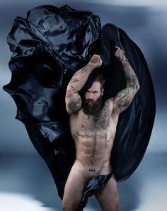 Hot, Inked & Bearded!