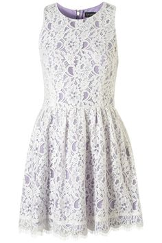 2. Topshop Lace Dress    Price: $96.00 at us.topshop.com  The lace dress is a tried and true favourite, and this pretty number is an up-to-date take on the trend. …