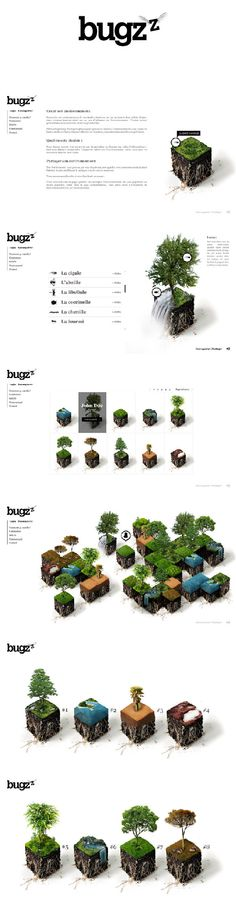 Bugz'z  Developer : Alexia Savva  Photo-manipulator : Jean Delbrel  Webdesigner : Robin Clédière