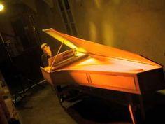 J.Ph. Rameau Les sauvages - Luca Oberti harpsichord