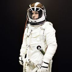 Russian high-pressure suit, unidentified photographer