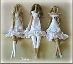 I love Tilda Dolls.