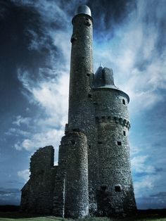 Old wizard's tower or abandoned lighthouse? The Reckoning