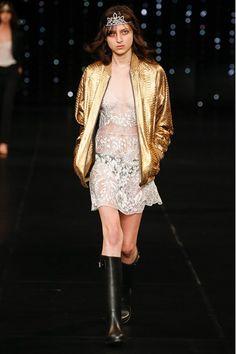 Saint Laurent - Paris Fashion Week SS 2016