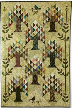 113 Best Colonial Quilts Tree Of Life Pine Tree Images Tree