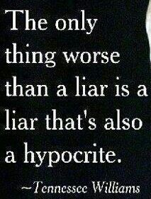 The only thing worse than a liar is a liar that's also a hypocrite True Quotes, Great Quotes, Quotes To Live By, Motivational Quotes, Funny Quotes, Inspirational Quotes, Hypocrite Quotes Funny, Asshole Quotes, Random Quotes