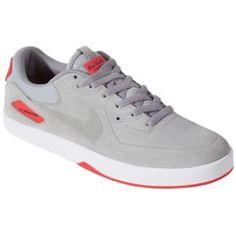 Nike Koston Max - Men's - Skate - Shoes - Eric Koston - Metallic Silver/Medium Grey/Sunburst/Black