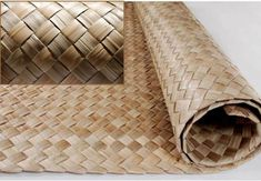 the matting can either be glued or stapled to any surface. Overall, Cabana matting. Each Cabana matting roll is hand made from natural palm fibers. The matting is a luscious shade of tan and beige's that will accent any space. Lucky Bamboo Plants, Bamboo Garden, Bamboo House, Caravan, Feng Shui Design, Tiki Decor, Outside Bars, Tiki Room, Wall Bar