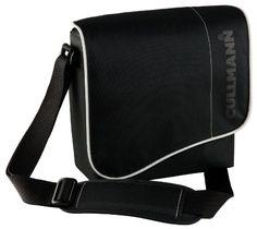 Cullmann Madrid Maxima 230 SLR-Kameratasche (Messenger, für DSLR mit Objektiv, zusätzlichem Objektiv + Zubehör) schwarz - http://kameras-kaufen.de/cullmann/cullmann-madrid-maxima-230-slr-kameratasche-fuer
