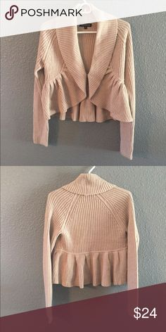 Spotted while shopping on Poshmark: Express sweater! #poshmark #fashion #shopping #style #Express #Sweaters