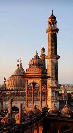 Asfi Mosque, Lucknow, India | by skypecaptain