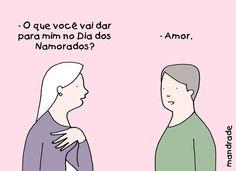 Dia dos Namorados para Folha de S. Paulo