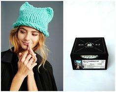DIY Box Kit - Kitty Hat