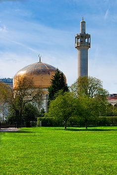 London Central Mosque (Wikipedia)