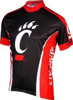 82276e1da28c7 NCAA Utah Cycling Jersey Red Large -- Details can be found by ...