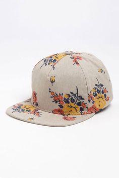 Best Bet: Obey Meadowlark Baseball Cap - The Cut