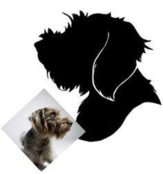 DIY dog silhouettes | The Bark