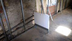 Instalación de suelo radiante en Gamiz