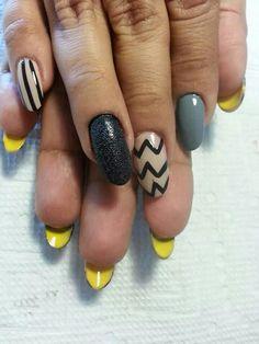 Rocker nails ☆