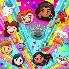 Las 27 Mejores Imagenes De Disney Emoji En 2019 Emoji