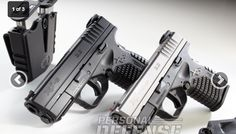 Springfield XD-S | Gun Preview  Springfield's ultra-slim 9mm and .45 pocket pistols trim the fat while upping the firepower!