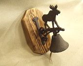 moose dinner bell.  I actually have one of these !