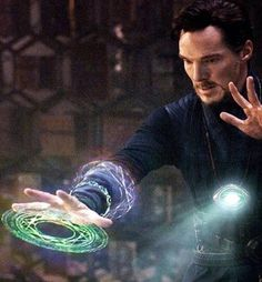 The mighty eye of agamotto