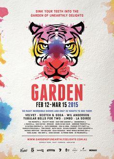 Garden of Unearthly Delights 2015