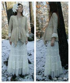 Crafty Lady Abby - OOTD: Winter Wonderland
