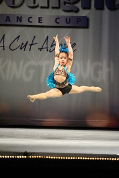 Asia Ray :) Shes only 7 years old!! I LOVE HER AND EVEN MORE NOW CUZ SHE'S ON DANCE MOMS!!