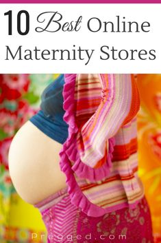 Want to shop online and buy some cute maternity clothes to accommodate your beautiful bump? Maternity Stores, Cute Maternity Outfits, Casual Maternity, Maternity Jeans, Maternity Clothing, Maternity Fashion, Shower Outfits, Baby Shower Dresses, Pregnancy Tips