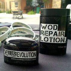 'Double Decker' 1 oz - WOD Repair Lotion