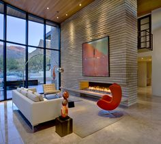Warm Up! Fierce Fireplaces For Fall - Explore, Collect and Source architecture