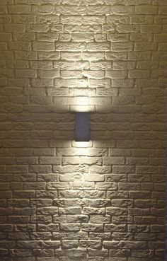Big Theo Up/ Down Exterior Wall Sconce by SLV Lighting | 229574U
