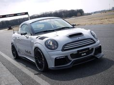 R58 MINI Coupe JCW (John Cooper Works) от Dueil AG