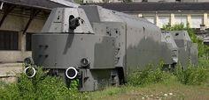 Standardpanzerzug BP42/44 1.35 Mal alle Teile im Überblick