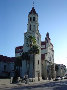 Cathedral Basilica of St. Augustine, St. Augustine FL