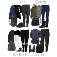 School Outfits (71/?): More Plus-Size Outfits! by fivesecondsofinspiration on Polyvore featuring M&Co, Boohoo, maurices, River Island, WearAll, Simply Vera, H&M, Timberland, Converse and MANGO