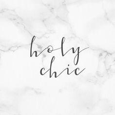 holy chic!!  #marble #words #font #text #holychic #crepessuzetteandacamera #happyweekend