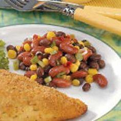 Colorful+Bean+Salad