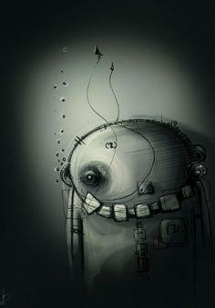 macabre illustrations - Google Search