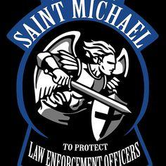 St. Michael Prayer Law Enforcement