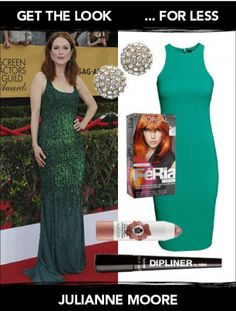 Get the look: Julianne Moore