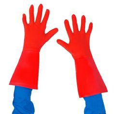 superherocostumesusa.com: : Captain America Child Gloves