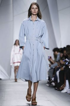 Lacoste Ready To Wear Spring Summer 2015 New York Live Fashion, Fashion Show, Runway Fashion, Fashion Spring, Spring Summer 2015, Silhouette, Lacoste, Ready To Wear, Fashion Photography