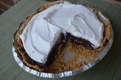 Bariatric Foodie: S'mores Protein Pudding Pie